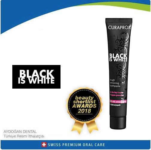 Black Is White Beyazlatici Dis Macunu