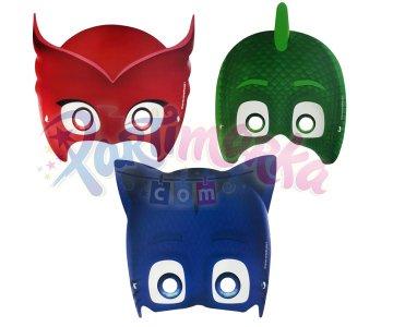 Karton Maskeler Cocuk Karton Maskeleri Cesitleri