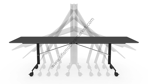 Ortadan Katlanır Masa Ayağı