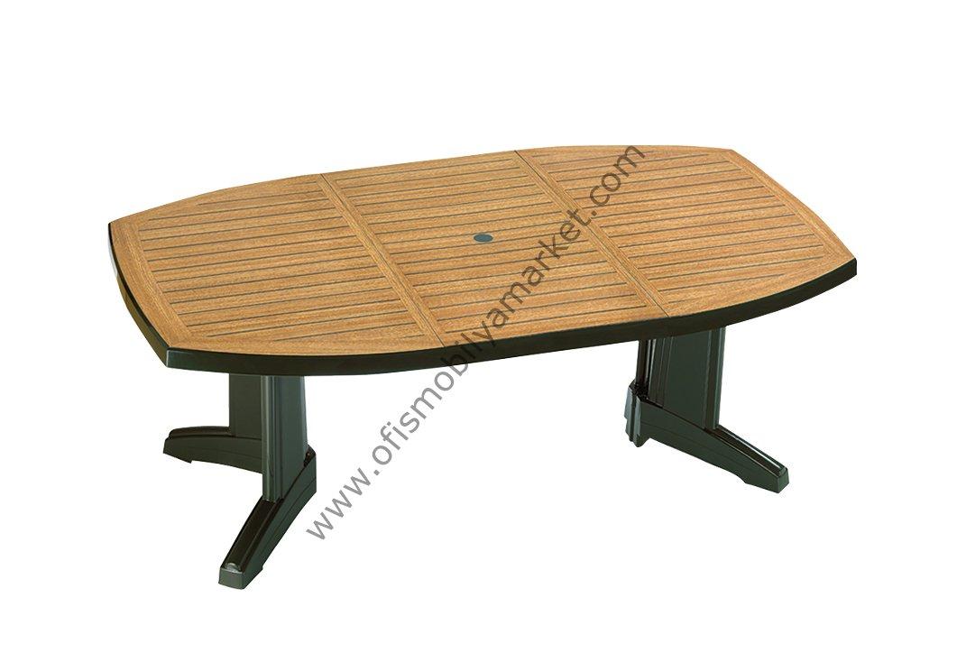 Bahçe Masası Magnum I Ahşap Dekor