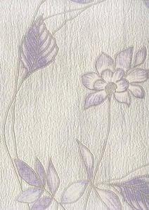 Fiorenza 9608-desenli-eflatun-dokulu-işlemeli italyan duvar kağıdı