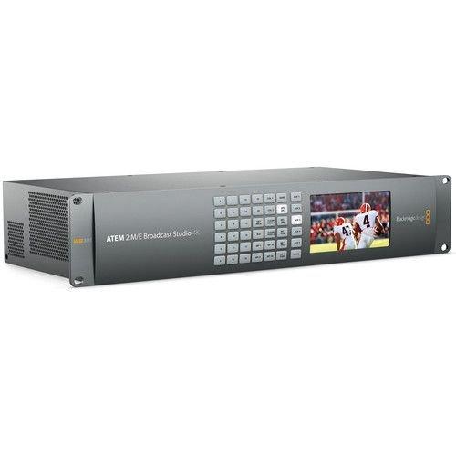 Blackmagic ATEM 2M/E Broadcast Std 4K
