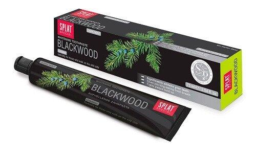 Splat Blackwood Siyah Macunu