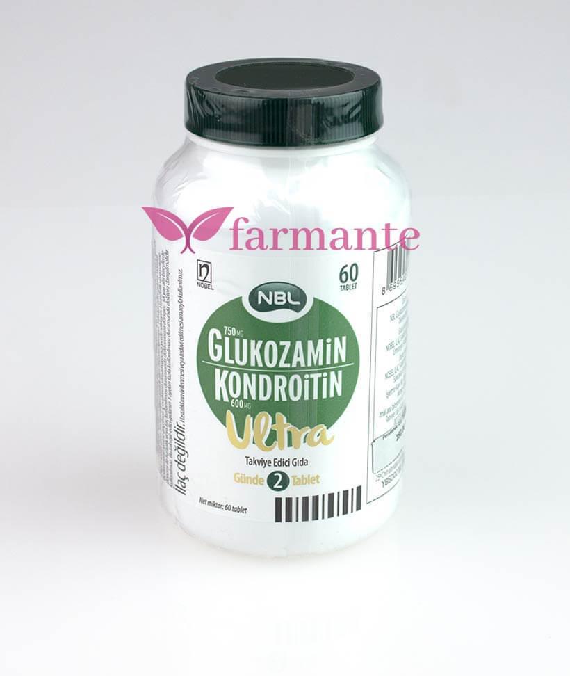 frumusețe de condroitină glucozamină)