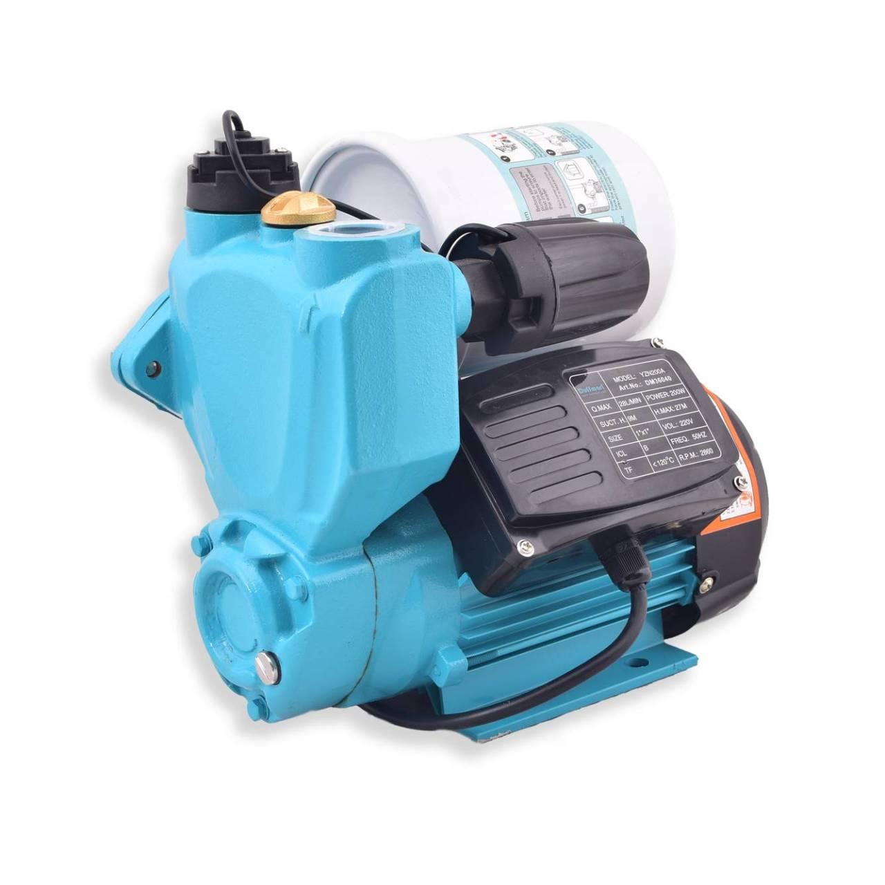 Duffmart YZN800A Otomatik Sıcak-Soğuk Su Hidroforu