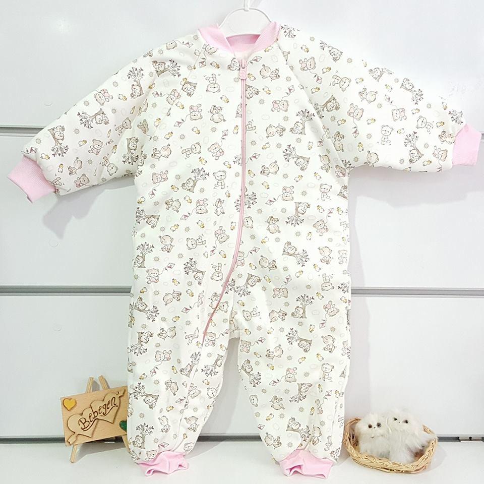 En İlgi Çeken Bebek Uyku Tulumu Modelleri