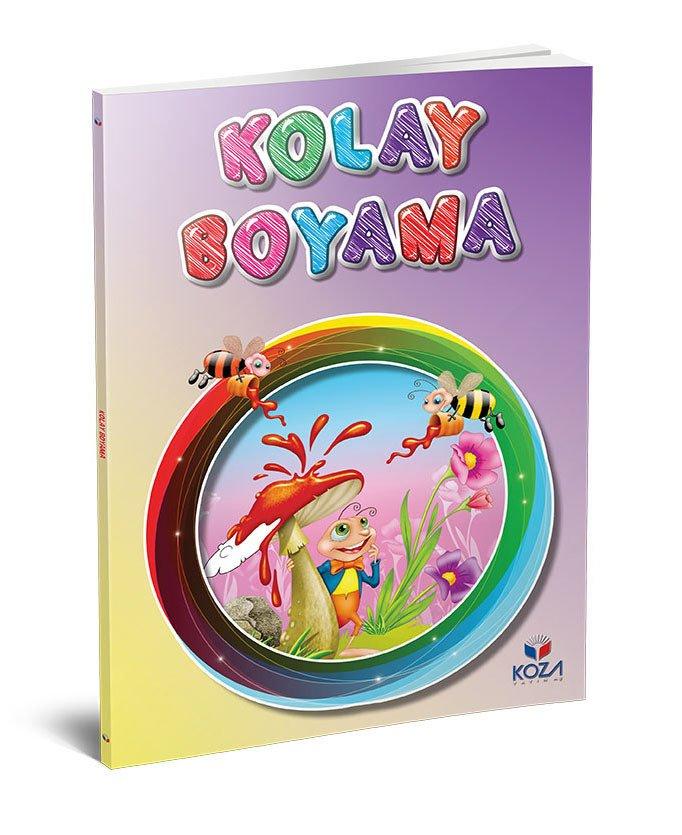 Kolay Boyama Kitabi