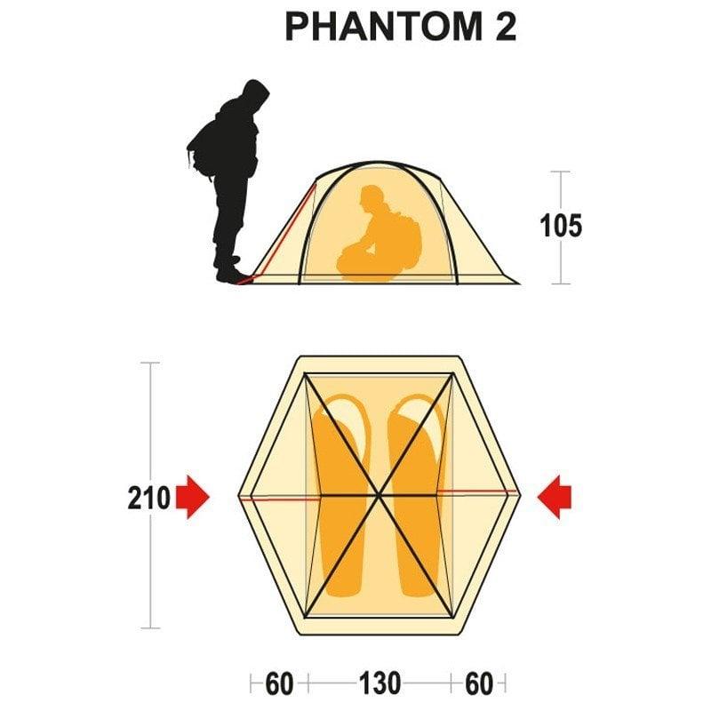 Ferrino Phantom 2 Çadır