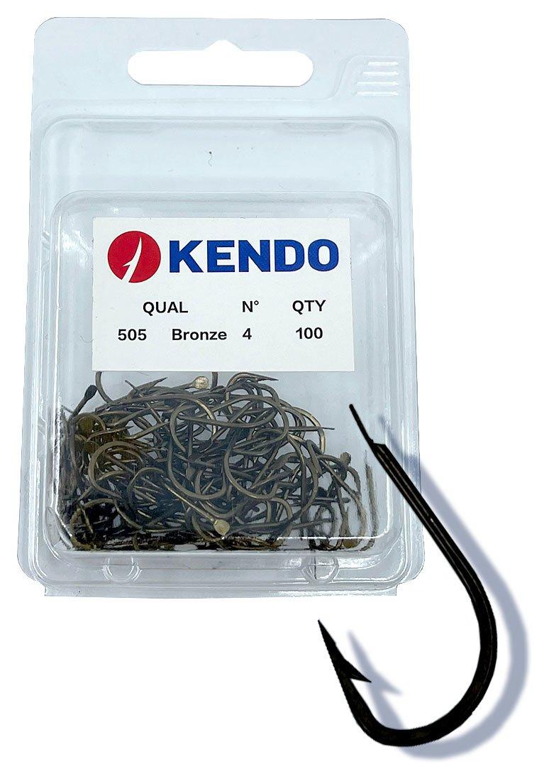 Kendo (505) Bronze İğne 100 Adet