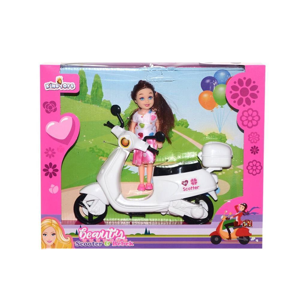KM-5757 King Toys, Beauty Bebek & Scooter
