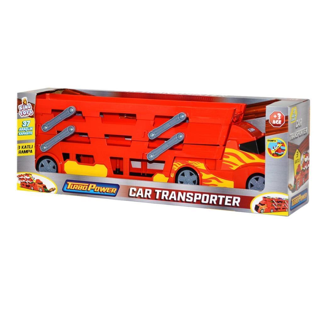 AK-1033 King Toys, 3 Katlı Transporter