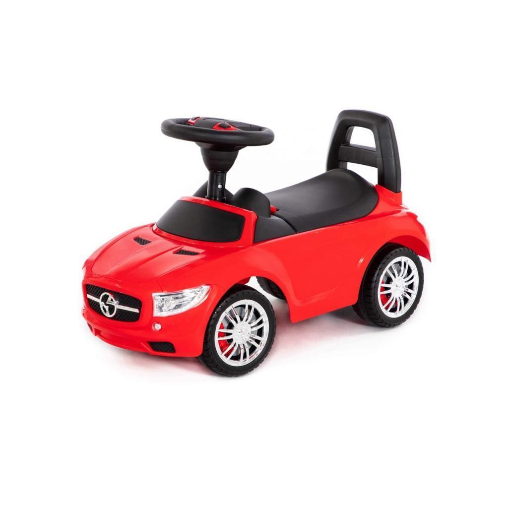 Polesie - Super Car - Kırmızı