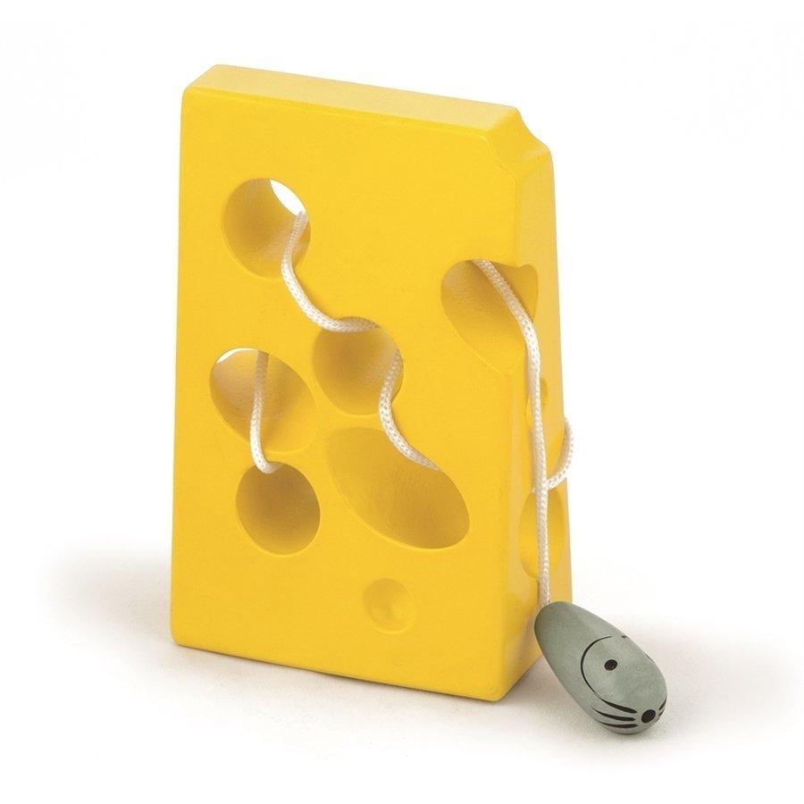 Vigatoys İp Geçirme-Peynir Canavarı