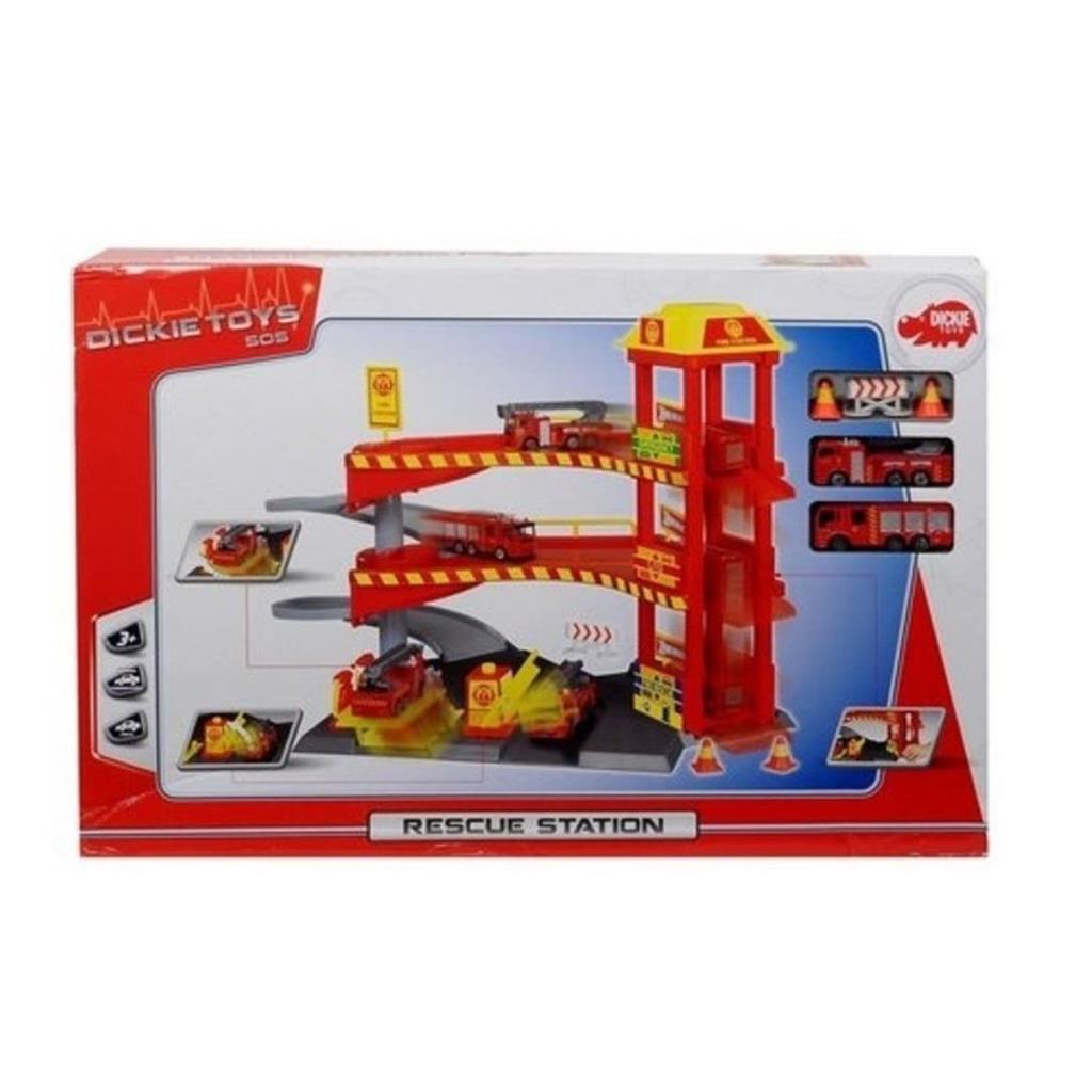 8000038 Dickie Araba Garajı