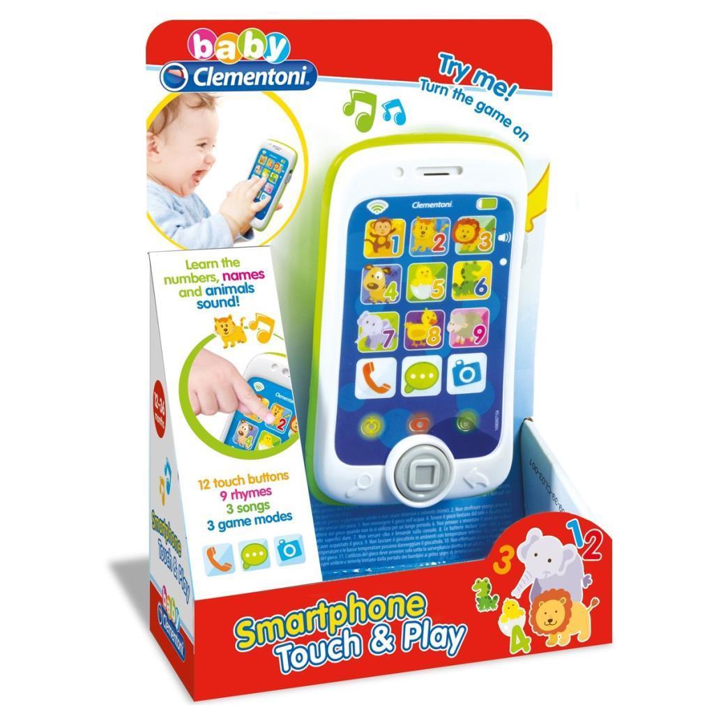 17223 Baby Clementoni Akıllı Telefon / 6-36 ay