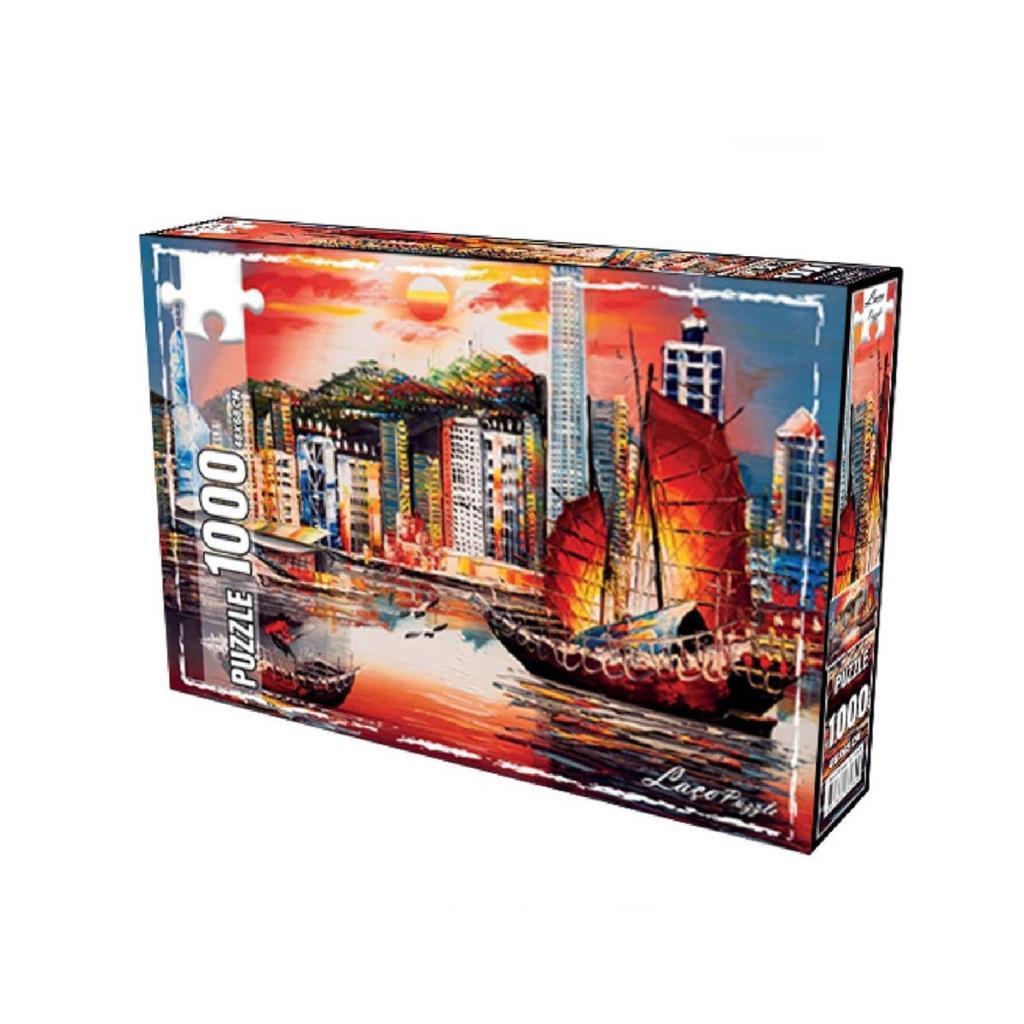 LC7269 Utku, Kızıl Deniz 1000 Parça Puzzle
