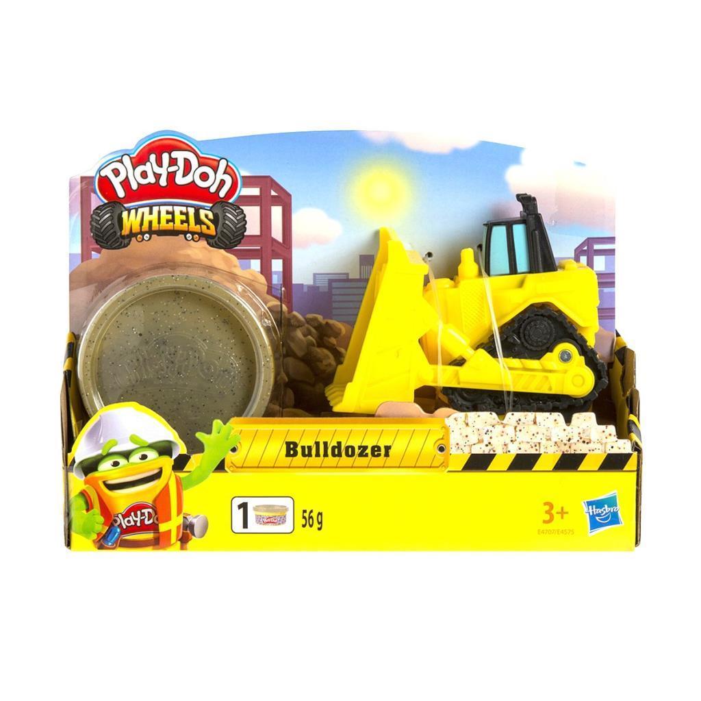 E4575 Play-Doh Miniş İnşaat Aracı