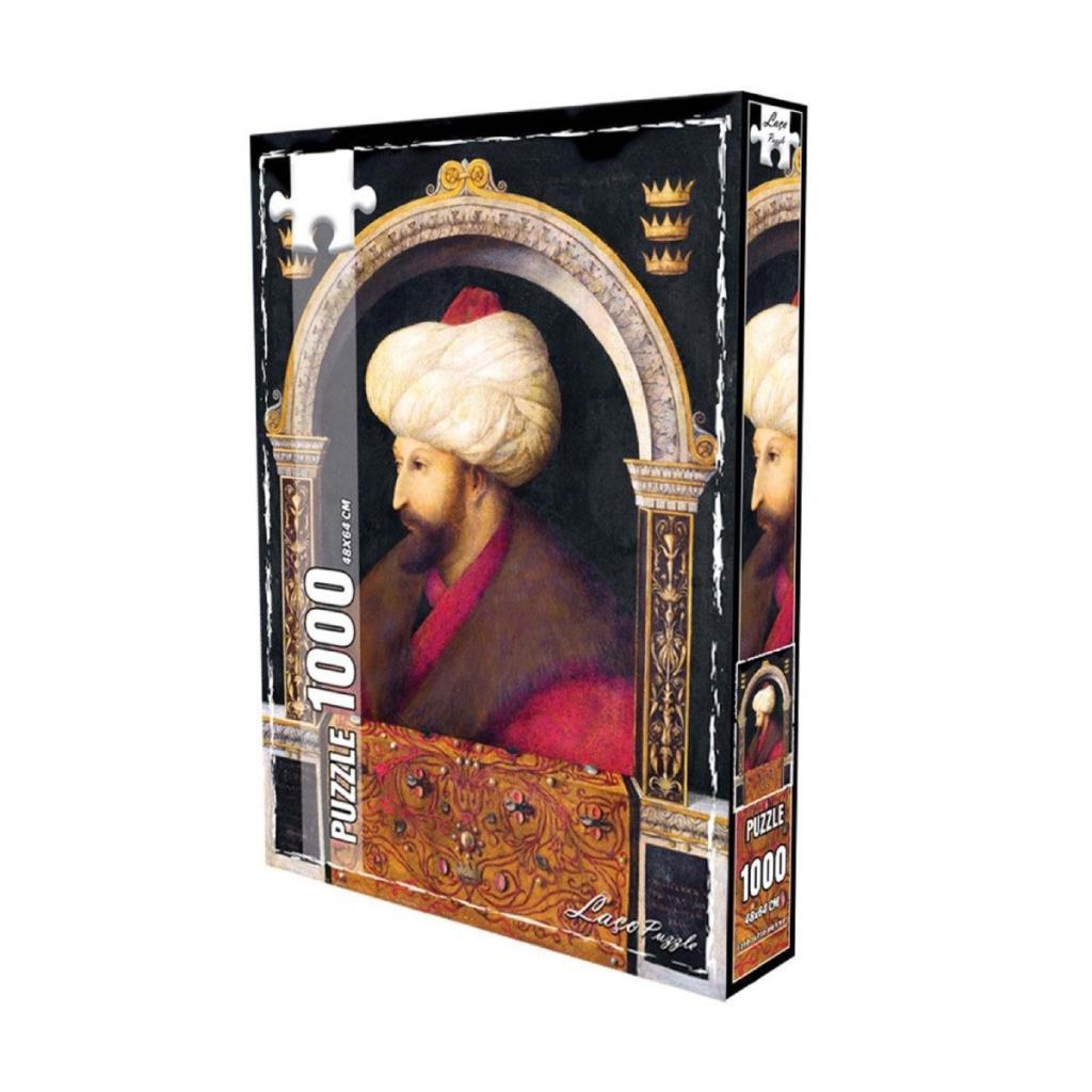 LC7281 Utku, Fatih Sultan Mehmet 1000 Parça Puzzle