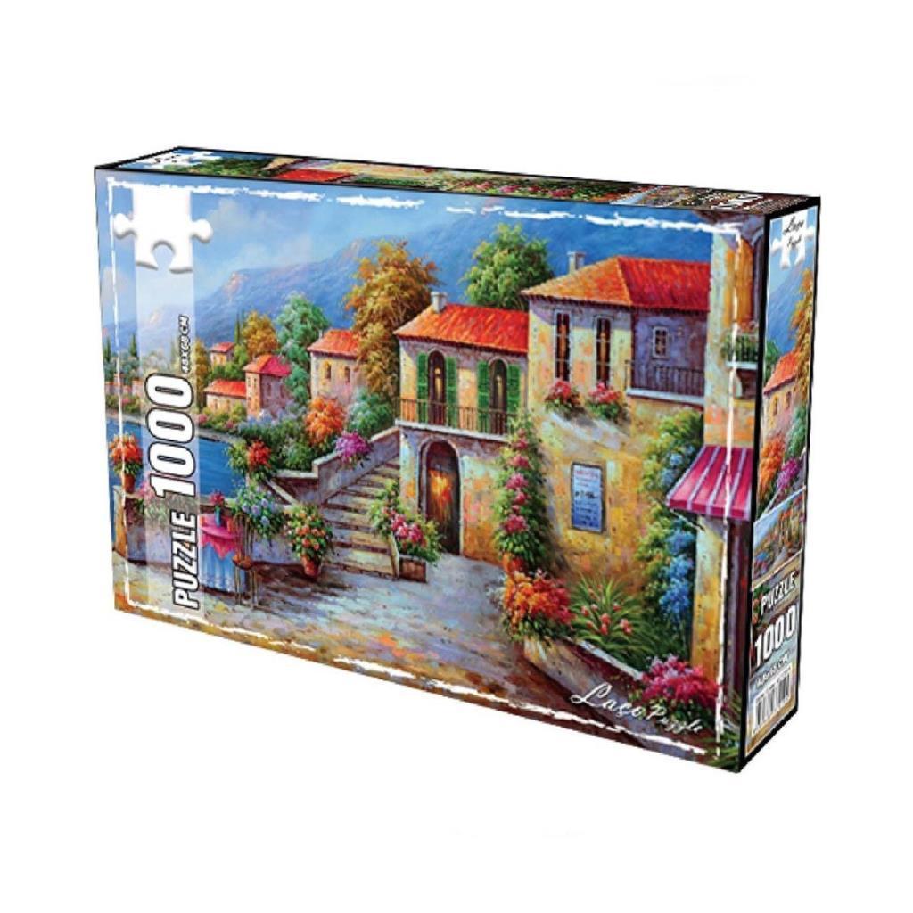 LC7285 Utku, Manarola 1000 Parça Puzzle