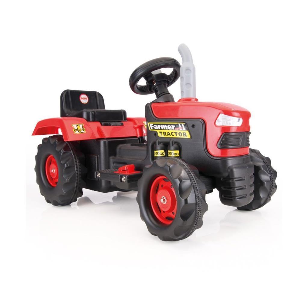 Akülü Traktör 6 Volt