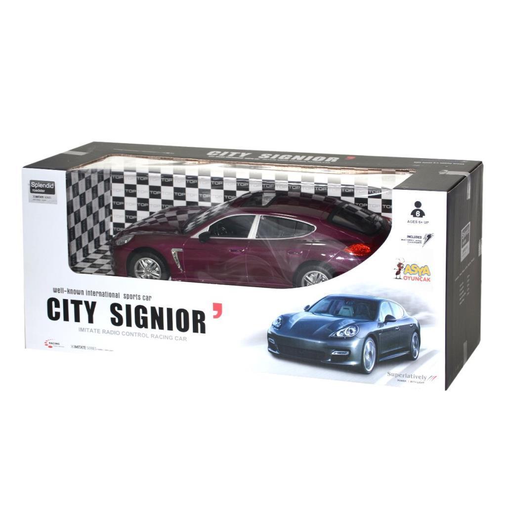 Kumandalı Şarjlı Signior  Spor Araba