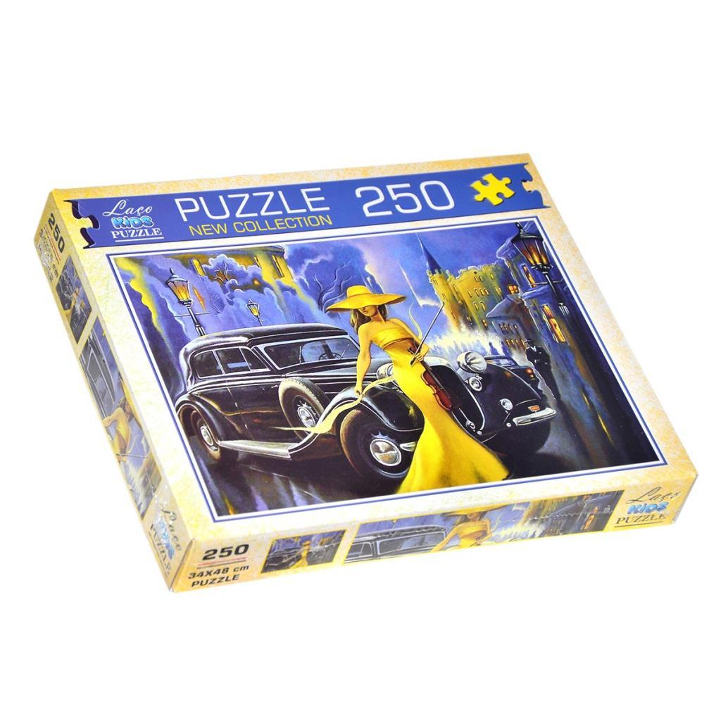 LC7185 Laço Kids Şehir Kemancısı 250 Parça Puzzle