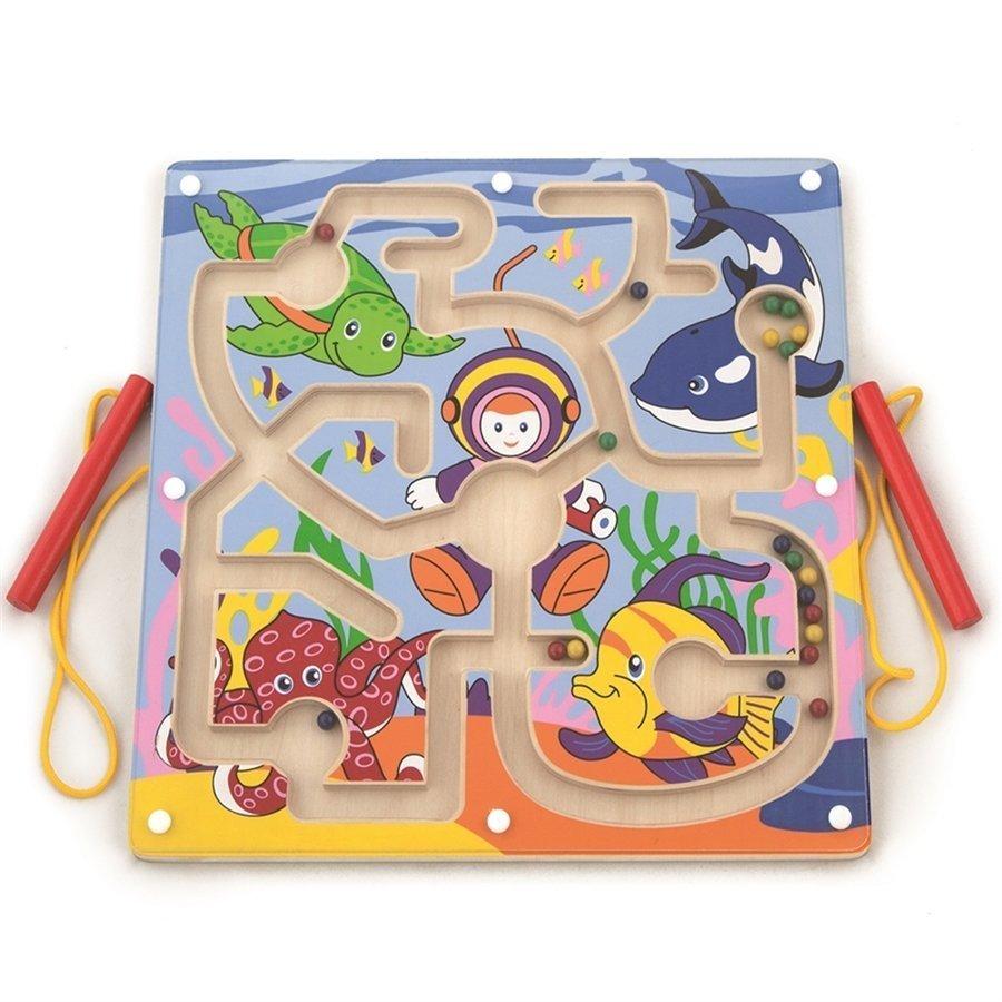 Viga Toys Egitici Miknatisli Labirent Dikkat Koordinasyon Oyunu