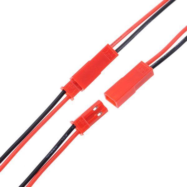 JST Konnektör + Kablo (Erkek - Dişi Takım) Satın Al 12,57 TL | Robotzade.com
