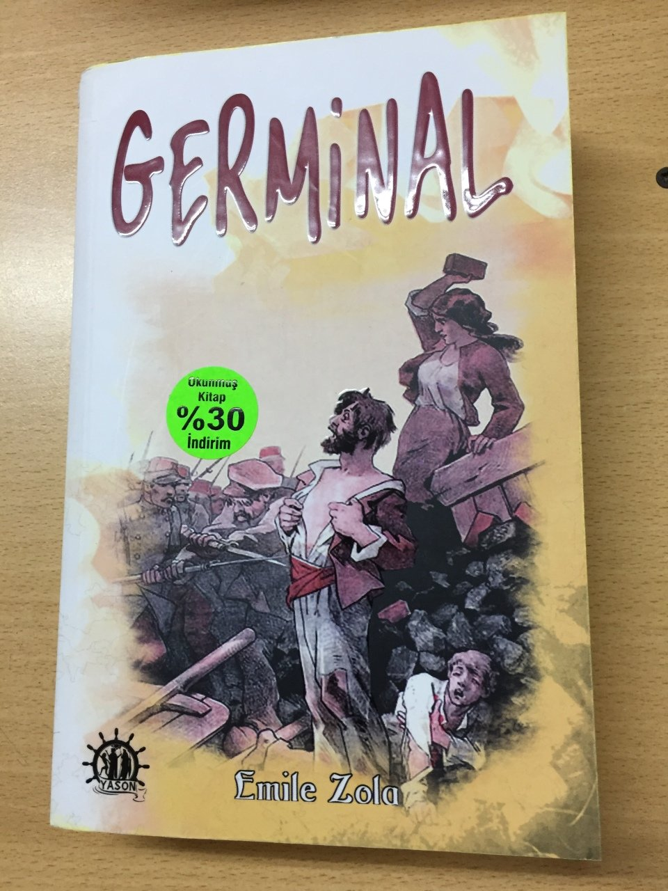 political overtones in emile zolas germinal One of zola's biographers noted the gulf between zola in his early twenties, in a very real sense the poet starving in the garret, and zola only a few years later, the bustling, prosperous pressman (f w j hemmings, emile zola, 1953.