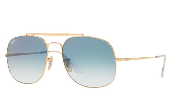 Ray Ban General Rb 3561 001-3F 57-17