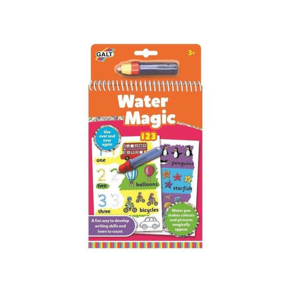 Galt Water Magic 123 Su Ile Sihirli Boyama Kitabı Kidolina