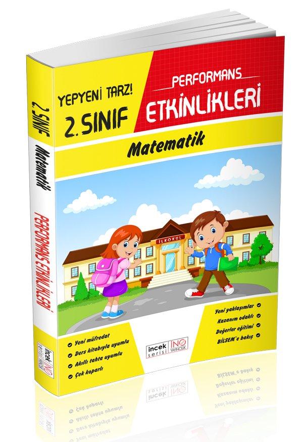 Inovasyon Yayıncılık 2 Sınıf Matematik Performans Etkinlikleri