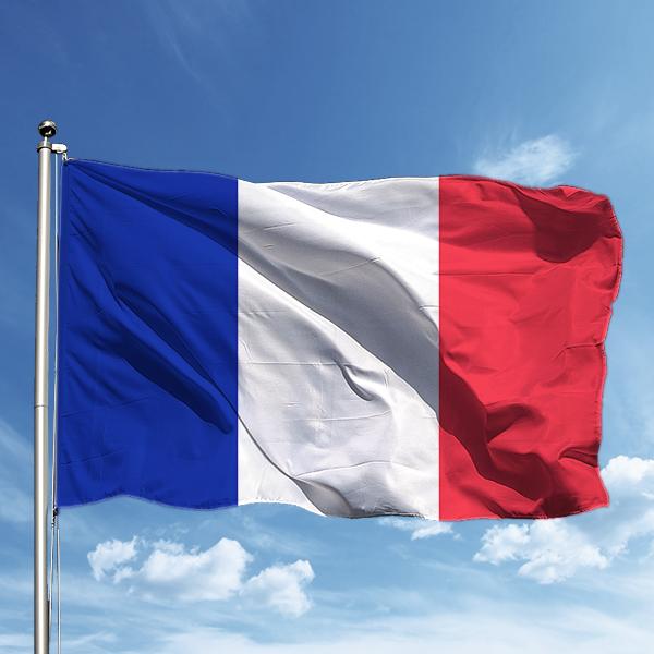 Fransa Bayrağı 70105 ölçüleri Ve Fiyatları Flagturkcom