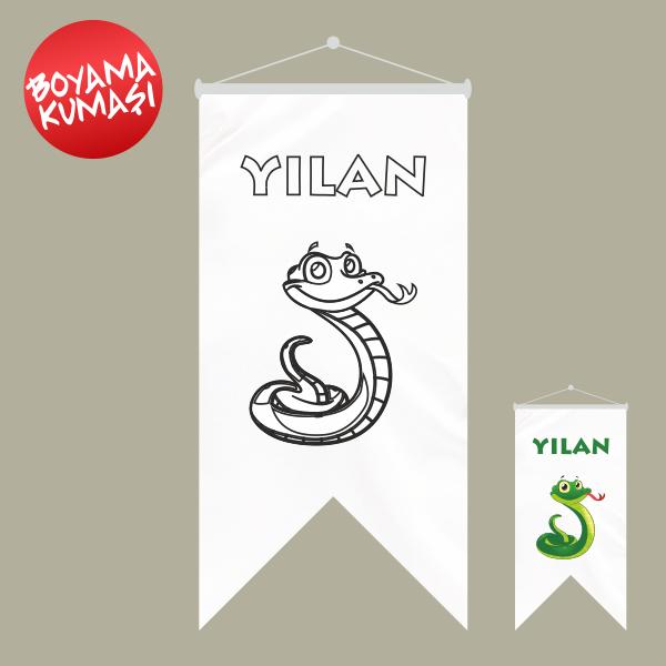 Yilan Kirlangic Boyama Kumasi 50x70 Cm Olculeri Ve Fiyatlari