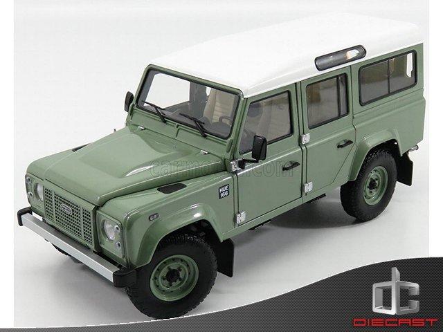 Land Rover Defender 110 >> Land Rover Defender 110 2015 Almost Real Models Alm810307 Diecast