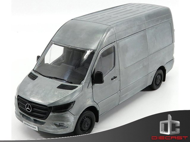Mercedes Benz Van >> Mercedes Benz Sprinter Van Kastenwagen Rugged Edition 2018 Norev