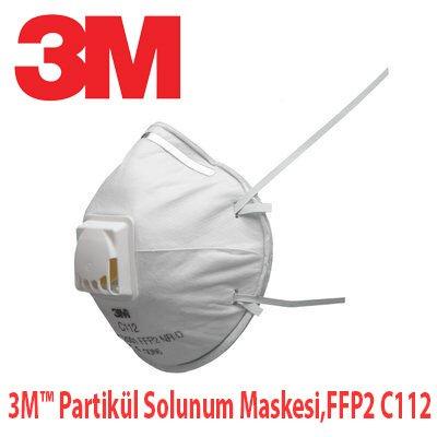 3m maske c112