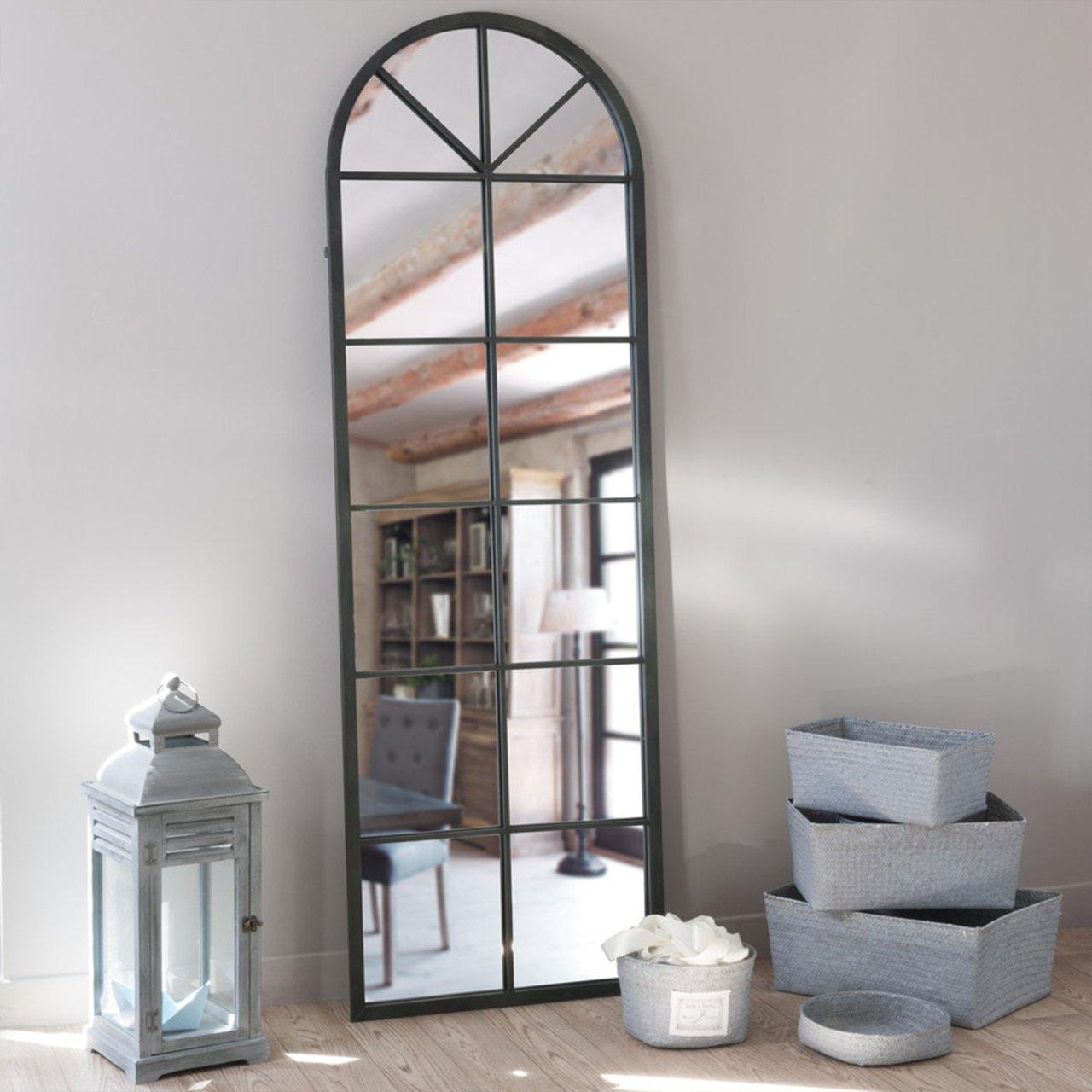 39 39 kure 39 39 metal boy aynas. Black Bedroom Furniture Sets. Home Design Ideas