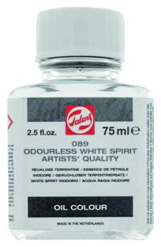 Talens Odourless White Spirit 089 Kokusuz Beyaz İspirto