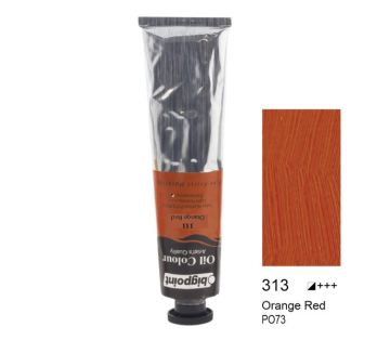 Bigpoint Yağlı Boya 45 ml. 313 - Orange Red