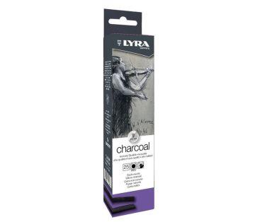 Lyra Charcoal Doğal Kömür Medium 25'li Kutu