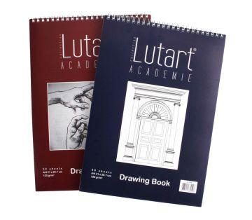 Lutart Drawing Book Eskiz Defteri A6 120 gr. 50 Sayfa