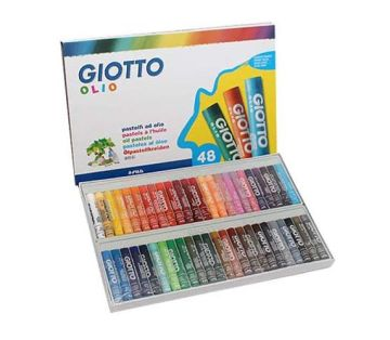 Giotto Yağlı Pastel Boya 48 Renk