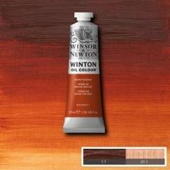 Winsor & Newton Winton 37 ml Yağlı Boya 2 Burnt Sienna