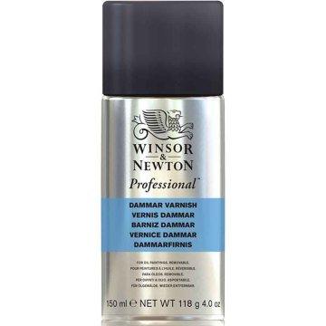 Winsor & Newton Professional Dammar Varnish Sprey Damar Verniği 150 ml.