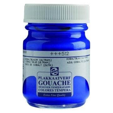 Talens Guaj Boya 50ml- 512 Cobalt Blue (Ultramarine)