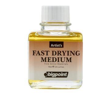 Bigpoint Kuruma Hızlandırıcı Medyum 75 ml. (Fast Drying Medium)