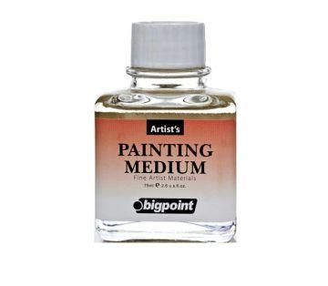Bigpoint Boyama Medyumu 75 ml. (Painting Medium)