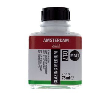 Talens Amsterdam Glazing Medium Matt 017 75 ml