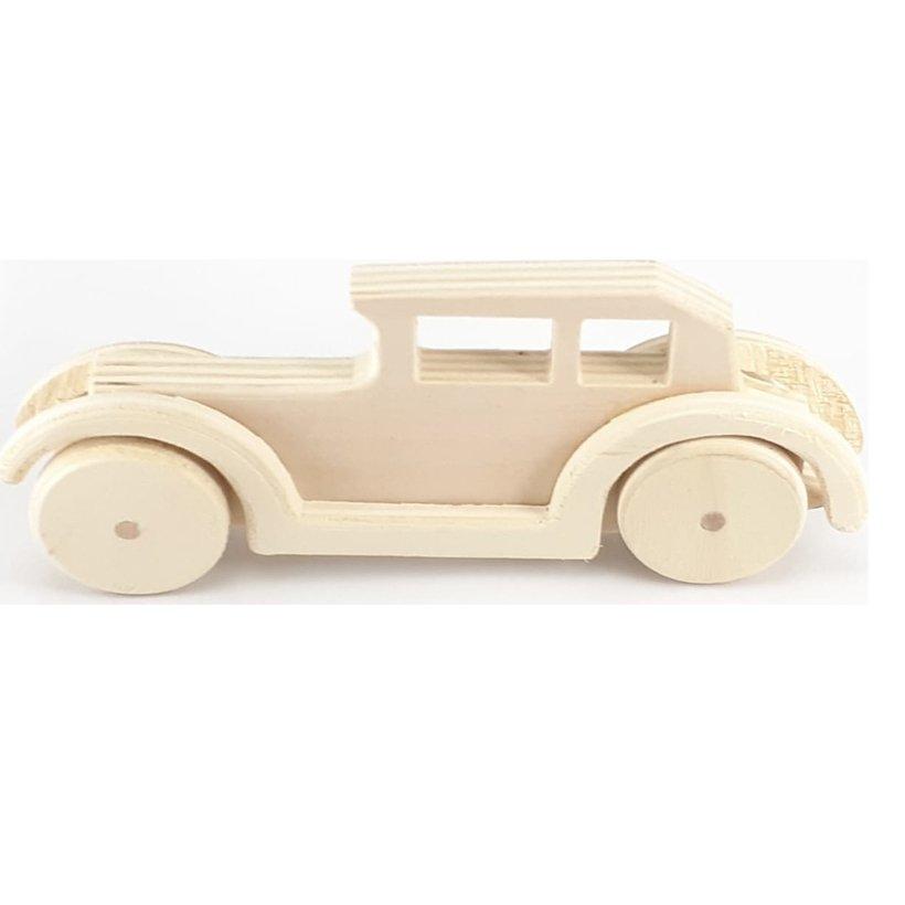 Ahsap Boyama Rolls Royce Araba Anaokulu Oyuncak Kitatoys Com Da